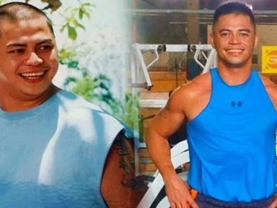 Ikaw na talaga kuya! Comedian Bearwin Meiley makes jaw-dropping body transformation that will shock you