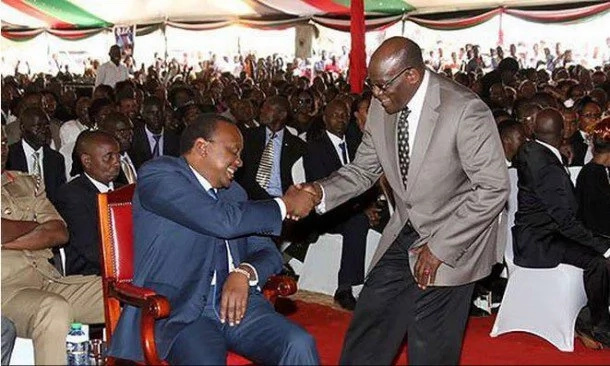 I will destroy Wiper, Kalonzo- Muthama declares war