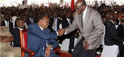 What If Senator Muthama Was In Jubilee?