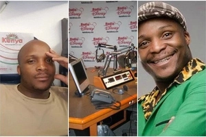 After being bashed for 'betrayal' comedian Jalang'o makes a dramatic U-turn on his career