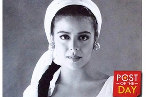 Can you guess who this timeless beauty is? Read more to know more about her.
