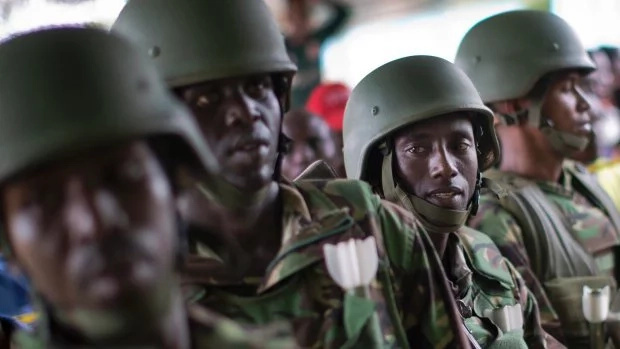 33 al-Shabaab militants killed in two operations