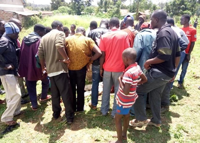 Mayhem after gang raid Bungoma home during wedding preparation