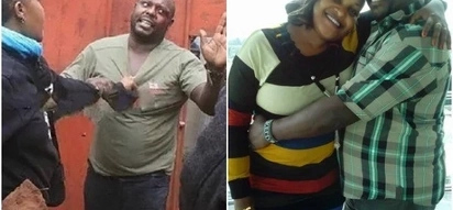 How Nyeri pastor caught cheating with pregnant woman has been praising his wife on Facebook