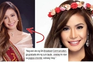 Myrtle Sarrosa to graduate 'cumlaude' from UP Diliman, shares how difficult it was to be in school and showbiz at the same time