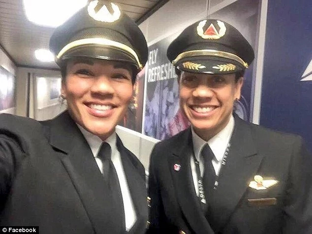 Historic! 2 black female pilots fly a plane together for the FIRST time (photos)