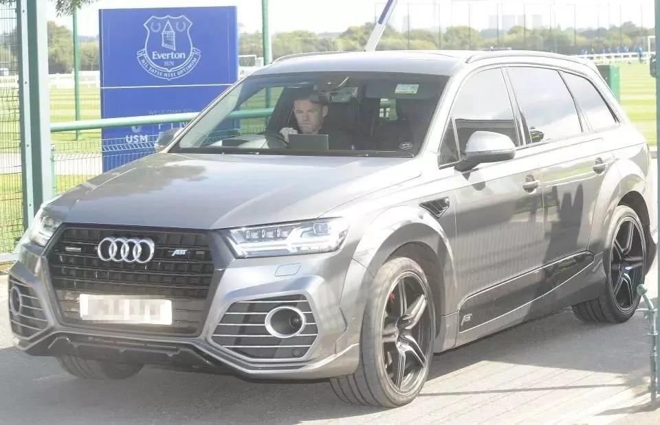Wayne Rooney hatoweza endesha haya magari 4 ya kifahari kwa muda wa miaka miwili