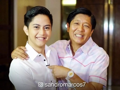 Reviving the Marcoses: Sandro, #WinADateWithSandro flop