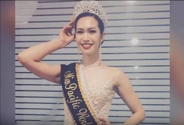 May 27, 2017, Beatrice Andrada of Philippines was crowned as Miss Pacific World 2017 held at Monkey Beach Club in ILO, Peru.