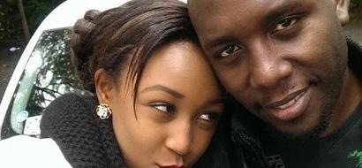 Dennis Okari amwaga mtama kuhusu ndoa yake!
