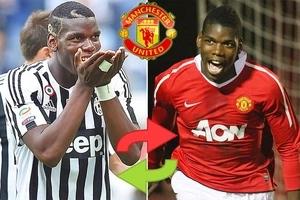 Hii ndiyo sababu kuu ya Pogba kujiunga Manchester United na si Real Madrid au Barcelona