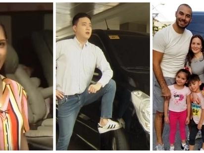 Celebrity car raid! Ipinakita nila Kim Chiu, Ryan Bang at Team Kramer ang kanilang luxury vans