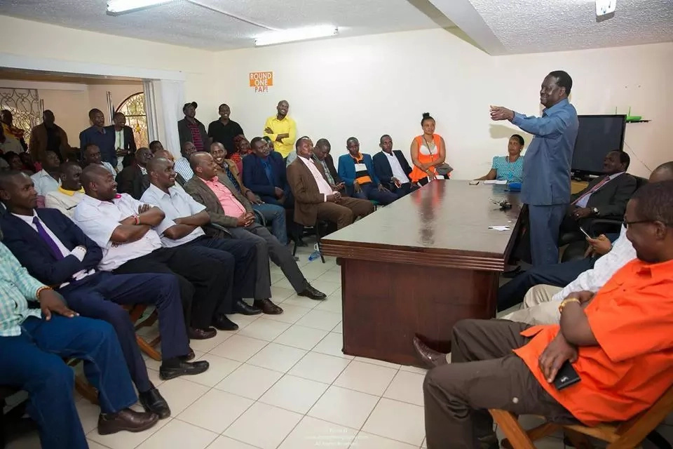 Raila likely to participate in fresh election as law gives conditions on withdrawal