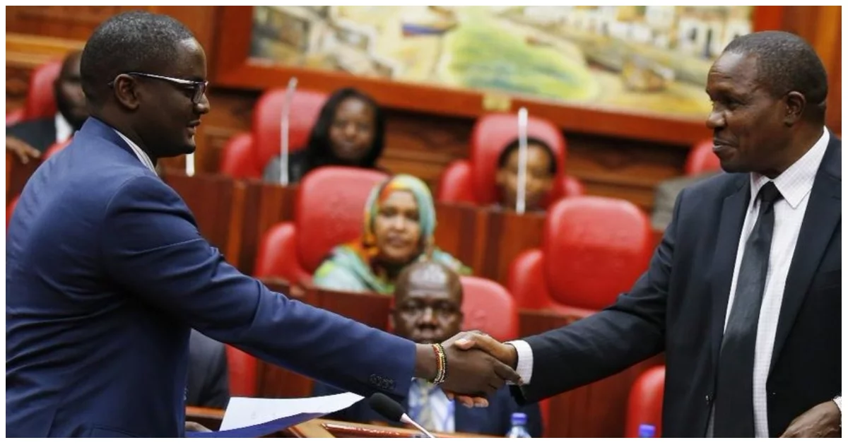 I will never beg on my knees for favours - NASA CEO says after losing EALA job