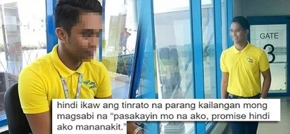 Muslim Woman Rants Online About the Alleged Discrimination From a Rude Employee of Cebu Pacific at the Airport!