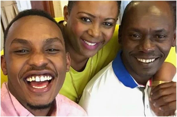 Governor Kabogo's son badly insults Kenyans after his father was floored in nominations