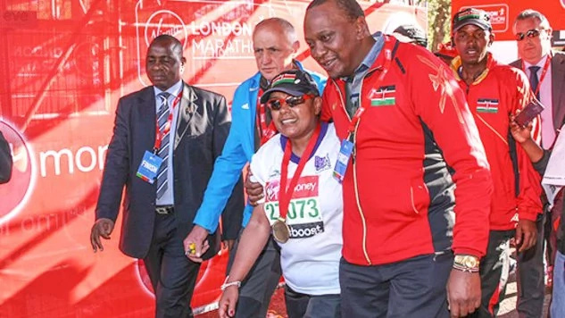 Ten killer photos of Uhuru Kenyatta and Margaret Kenyatta