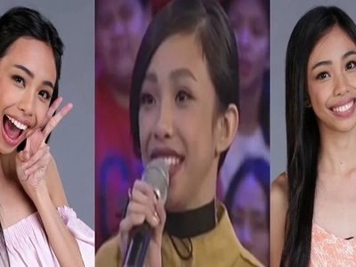 She has a gift! Ex-PBB housemate Maymay shows off powerful vocals in GGV