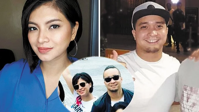 """You are scum"": Angel Locsin's rumored boyfriend Neil Arce fires back at bashers criticizing Angel's charity work in Marawi"