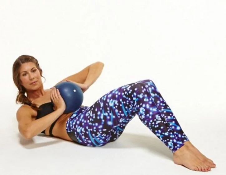 how to get a flat stomach fast exercises