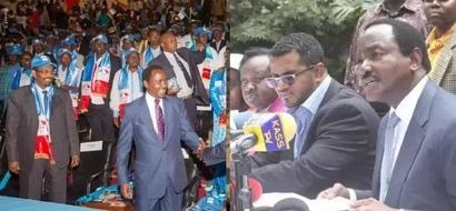 Muthama speaks on preferring Raila Odinga over Kalonzo Musyoka for president