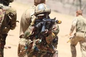 KDF yatibua shambulizi la kigaidi Garissa, bunduki za AK 47 zanaswa