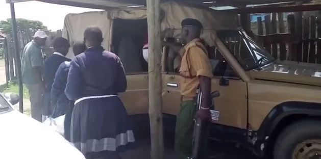 Fury after 3 schoolgirls are nabbed at man's house in Nakuru