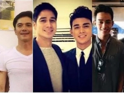 6 Pinoy celebrity father-son pairs that might make you think they were actually brothers!