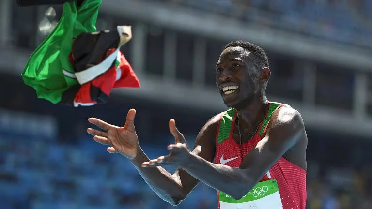 Ezekiel Kemboi stripped of medal at Rio Olympics