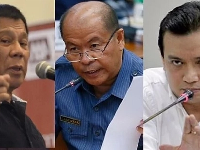 Trillanes accuses Duterte of ordering Davao Death Squad to kill him by ramming him with truck