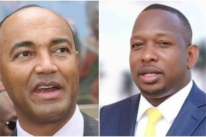 Gubernatorial aspirant Peter Kenneth reveals the only way he can settle his beef with Mike Sonko