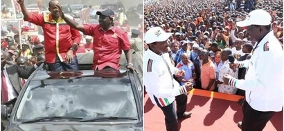 Jubilee now facing threats of MASS DEFECTION following shambolic nominations