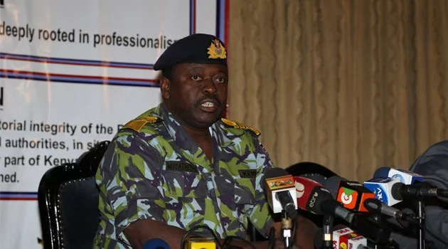 'KDF' warns Raila against dragging it into August election