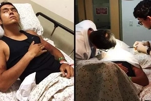 Jake Cuenca was rushed to the hospital after suffering a shocking accident in Pasay City!