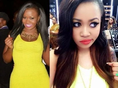 Vera Sidika Before and After Bleaching - Did the High End Bleaching and Breast Augmentation do Her Justice