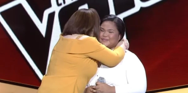 This teen didn't make it to 'The Voice' but impressed the coaches with her confidence