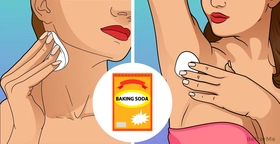 Remedy that can help you remove dark patches on the neck and underarms