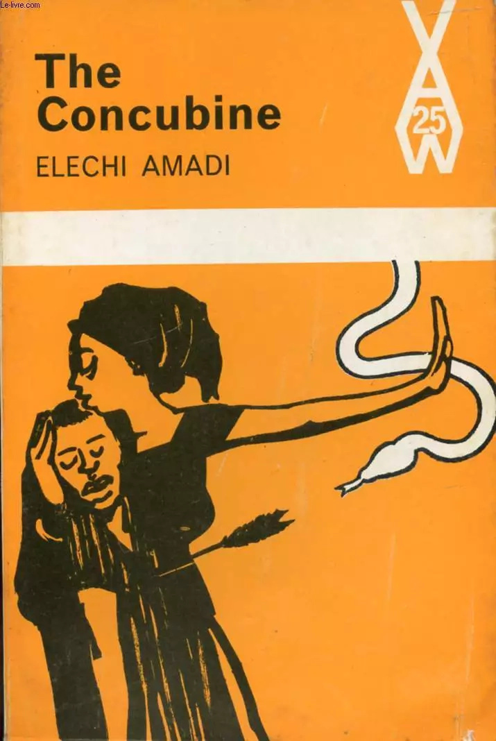 The Concubine writer Elechi Amadi dead