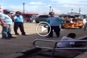Kawawa naman yung matanda! Cebu Traffic enforcer caught pushing old man after heated exchange