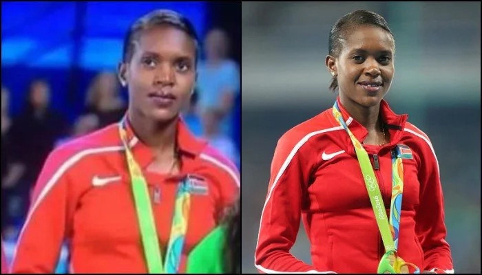 These are the most beautiful Kenyan athletes