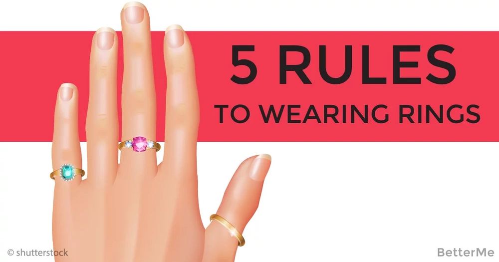 5 rules to wearing rings and attracting luck and love Which finger to wear ring for single