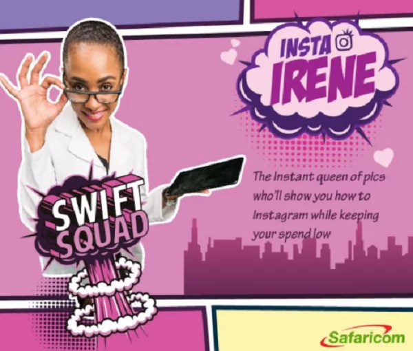 See How Safaricom Is Helping People Stay 'On Fleek' For The Gram