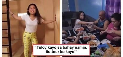Bunga ng sipag at tiyaga! Kiray Celis shows off every part of her fabulous new house