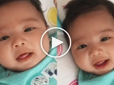 Madaldal na siya! Baby Seve shows he's ready to speak on his conversation with Glama