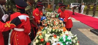 Two women fight over KDF soldier killed in Somalia
