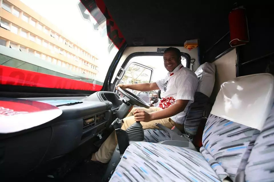 Lucky! Photos of the Kenyan DJ who has just made Sh4.6m