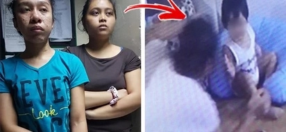 Caught on cam! Dad catches 2 househelpers abusing his 1-year-old daughter while he's at work and it's tearing him apart!