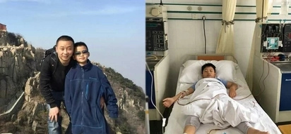 Kakayanin para kay tatay! Brave 8-year old boy gains 10kg in short time to save his dying father