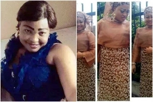 SAD! Popular Nollywood actress DIES while giving birth