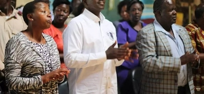 What the youngest senator in Kenya told Ruto after victory against ICC